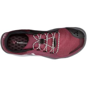 Vivobarefoot Primus Trail FG Mesh - Zapatillas running Mujer - rojo